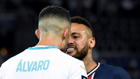 En los últimos días, tanto el OM como el PSG han defendido a sus jugadores sobre este caso. (Foto: AFP)