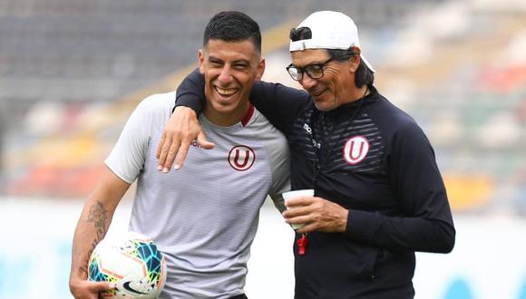 Federico Alonso cumplirá 30 años en abril. (Foto: Universitario)