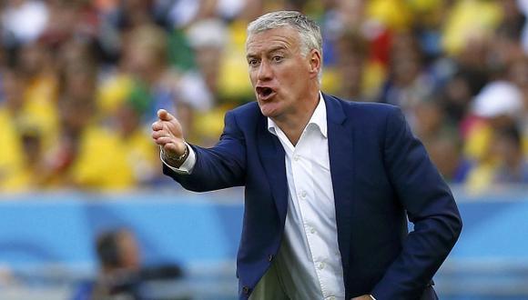 Deschamps culpó a Manuel Neuer de la eliminación de Francia