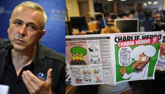 ¿Cómo es trabajar en la revista Charlie Hebdo? [ENTREVISTA]