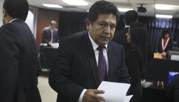 Caso Orellana: ex fiscal Ramos Heredia denunció a testigos