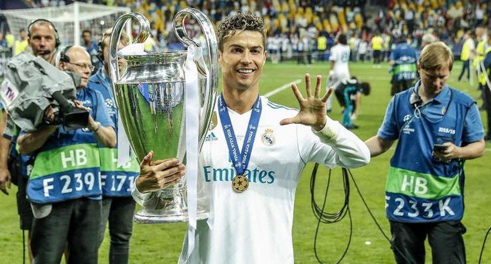 6. El Real Madrid de Zidane. (Foto: Twitter)