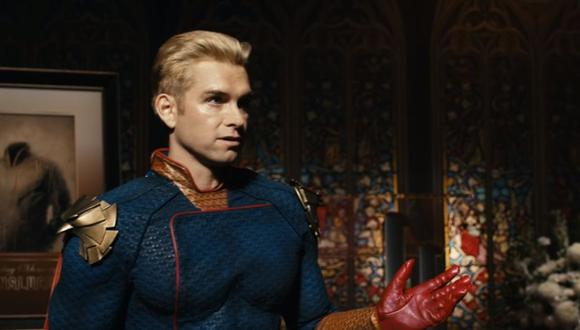 "Homelander sigue siendo el gran villano de ""The Boys"" (Foto: Amazon Prime Video)"