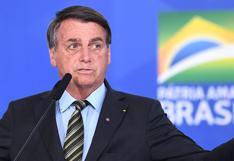"""Bolsonaro asegura que Brasil es el que """"más preserva el medioambiente"""""""
