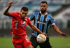América de Cali igualó con Gremio y quedó fuera de la Copa Sudamericana