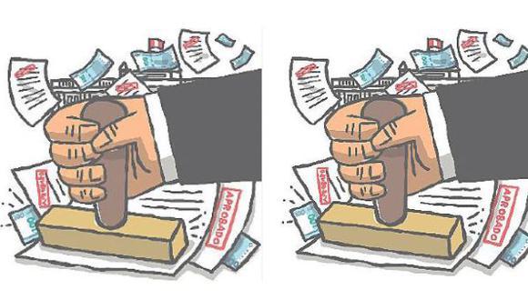 """""""Otras varias iniciativas serán votadas en el Pleno en las próximas semanas"""". (Ilustración: Víctor Aguilar Rúa)"""
