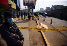 Ate: asesinan a obrero de construcción de la Línea 2 del Metro de Lima de cinco balazos