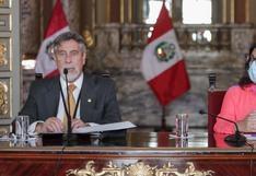 Francisco Sagasti: Consejo de Estado se reúne este lunes 18 para evaluar medidas contra el COVID-19 en campaña electoral