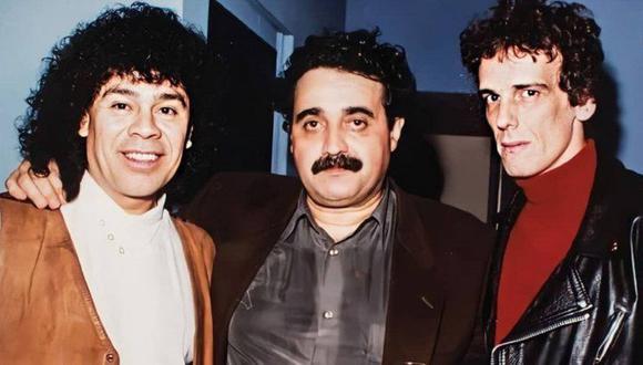 "Fallece el histórico productor musical argentino Rubén ""Pelo"" Aprile. (Foto: Télam)"