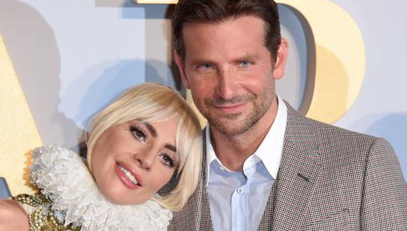 Lady Gaga y Bradley Cooper, ¿cómo se conocieron? La historia de su amistad (Foto: AFP)