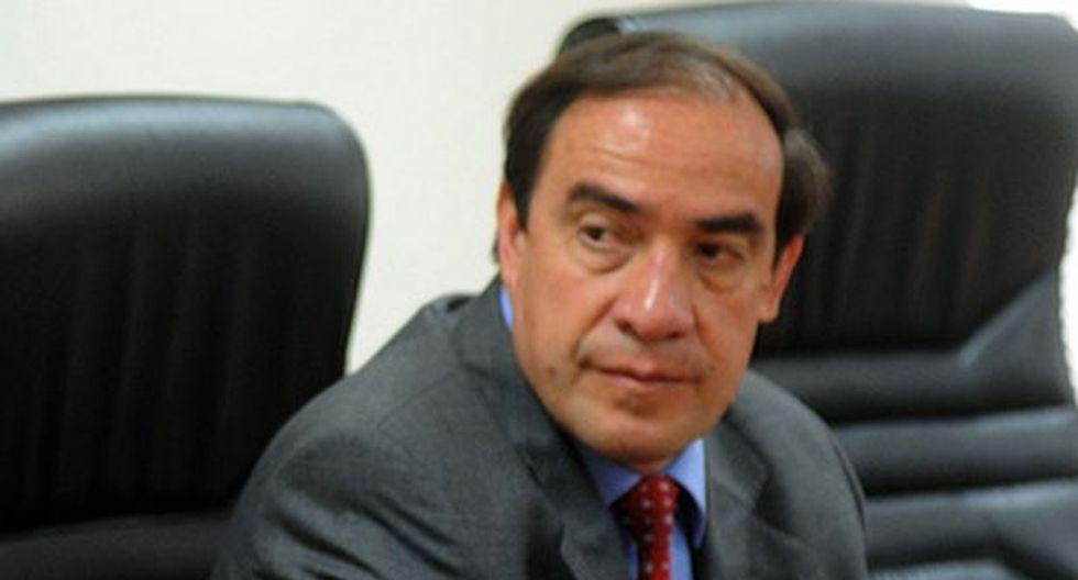 Lescano asegura que no podrán sacarlo de comisión López Meneses