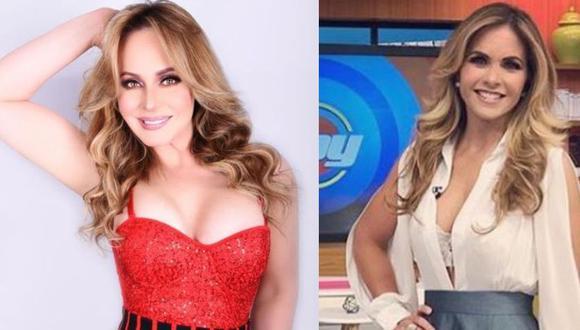 Se reveló un audio donde Gabriela Spanic llama 'envidiosa' a Lucero. (Foto: Instagram)