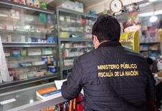 Lambayeque: seis boticas fueron clausuradas por irregularidades en sus medicinas