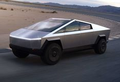 Así es la Tesla Cybertruck, la futurista camioneta eléctrica que tiene 805 km de autonomía y cuesta US$69.900