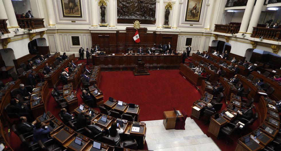 """Transparencia indicó que es """"evidente"""" que se requiere una aclaración sobre la reelección o no al Parlamento. (Foto: Hugo Pérez/GEC)"""