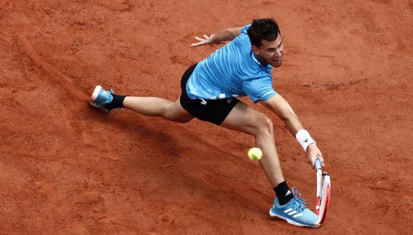 Nadal vs. Thiem: precisión milimétrica en magistral punto del austriaco en final de Roland Garros | VIDEO. (Video: ESPN / Foto: AFP)