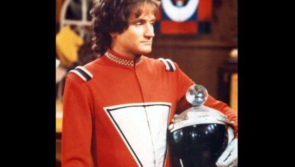"Robin Williams: subastarán su traje de la serie ""Mork & Mindy"""