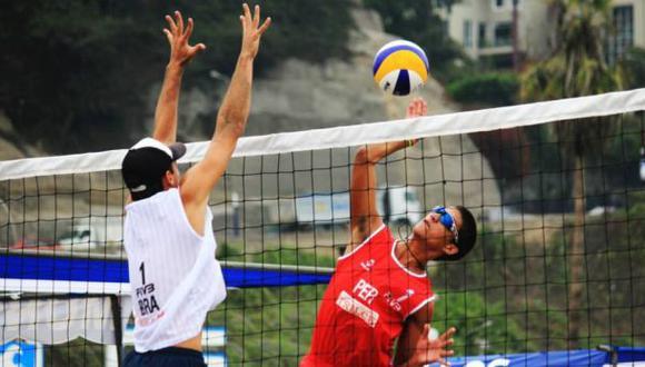 Vóley playa: Perú clasificó a Juegos Olímpicos de la Juventud