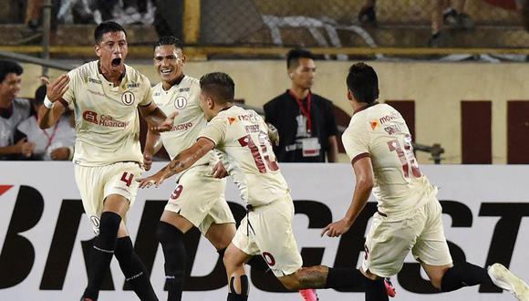 Universitario de Deportes disputará la fase de grupos de la Copa Libertadores este 2021 (Foto: AFP)