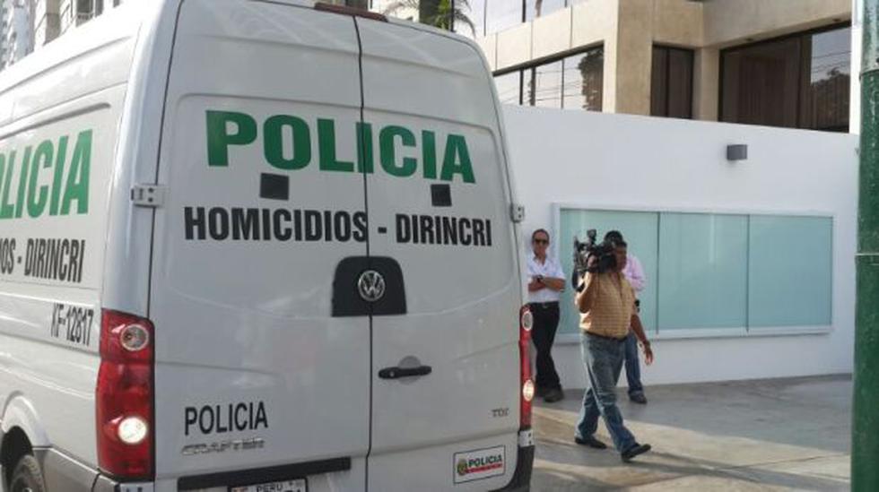 San Isidro: joven fue hallado muerto con bala en la cabeza - 1