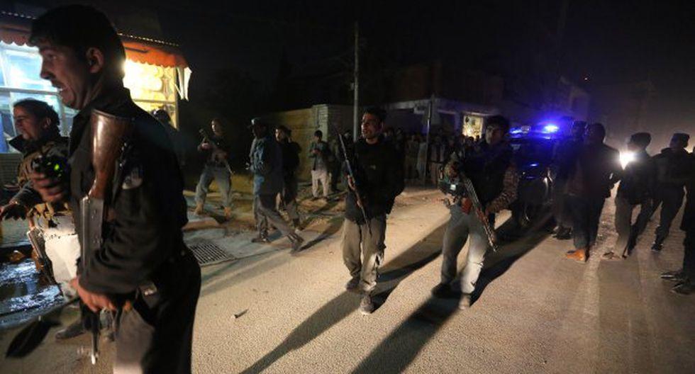 Grupo armado intentó tomar consulado indio en Afganistán
