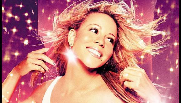 """""""Glitter"""", el álbum maldito de Mariah Carey, está disponible en """"streaming"""" 19 años después de su estreno. (Foto: Instagram)"""