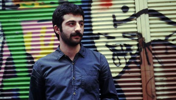 Hakan Demir, labora en el periódico Birgün, un pequeño diario crítico con el gobierno de Erdoğan y la justicia turca. (Facebook)