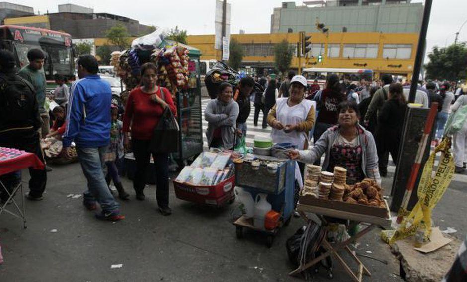 BBVA Research:¿Cuánto empleo informal hay en el Perú? (Estudio) - 1