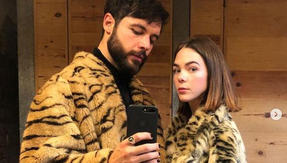 La joven no duda en publicar en sus redes sociales el amor que siente por su pareja. (Foto: Ximena Lamadrid / Instagram)