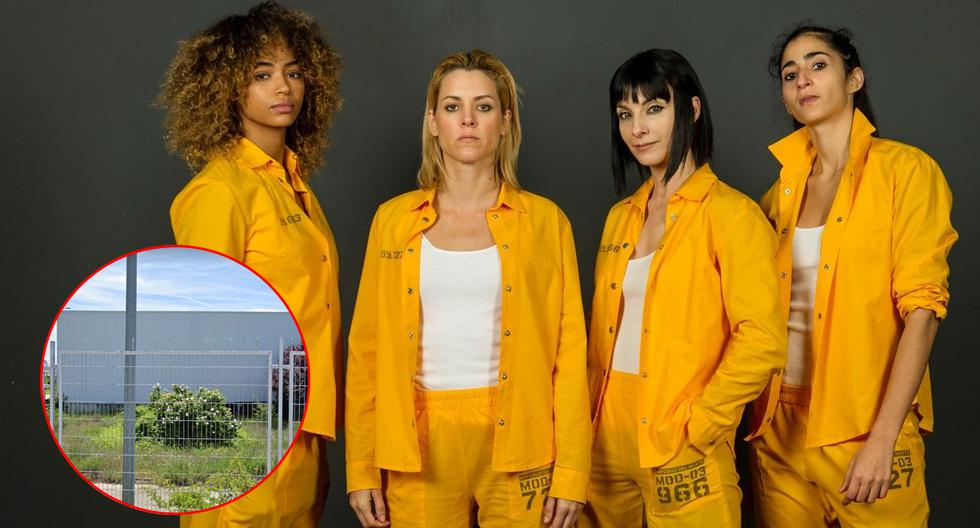 """¿Sabes dónde queda la prisión de """"Vis a vis"""" en España? Conócelo usando Google Maps. (Foto: Fox)"""