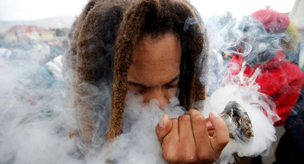 Miles en el mundo marchan por la marihuana [FOTOS] - 6