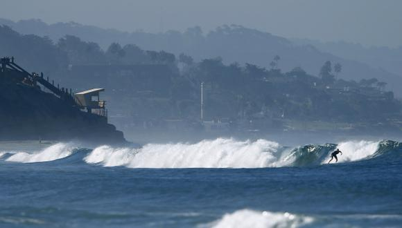Calentamiento del Pacífico en EE.UU. se debería a los vientos