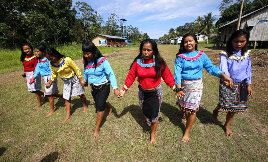 Según el censo del 2007, más de 4 millones de personas tenían una lengua nativa como idioma natal en el Perú. (Foto referencial: Dante Piaggio / El Comercio)