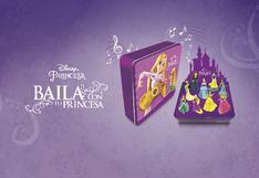 Baila con tu Princesa, una mágica colección de Disney para aprender y cultivar valores