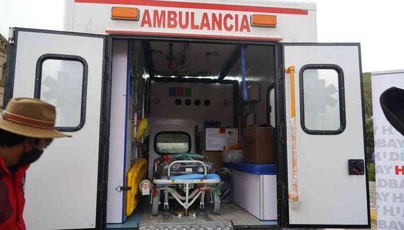 Además del proyecto de RIS, vienen financiando los estudios de preinversión del hospital de Santo Tomás, y de otros centros de salud en distritos aledaños.  Además de una serie de donaciones que han realizado como ambulancias y material médico.