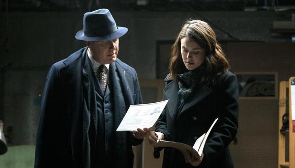 """""""The Blacklist"""" fue renovada para una novena temporada, por lo que hay más historia por delante. (Foto: NBC)"""