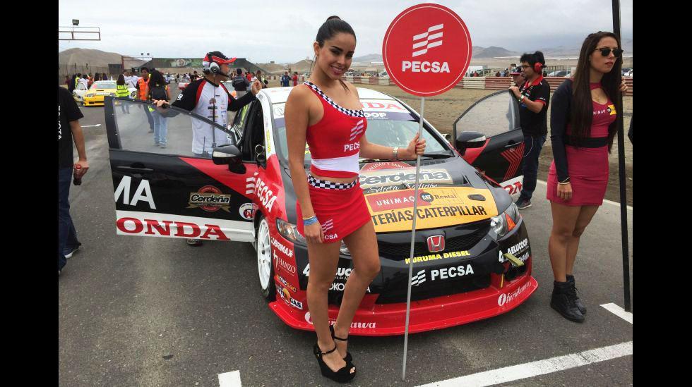 CCTC: Las bellas chicas de los 200 kilómetros de Lima - 4