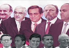 Así empezaron los que precedieron a Castillo: hablan los primeros ministros, por Fernando Vivas