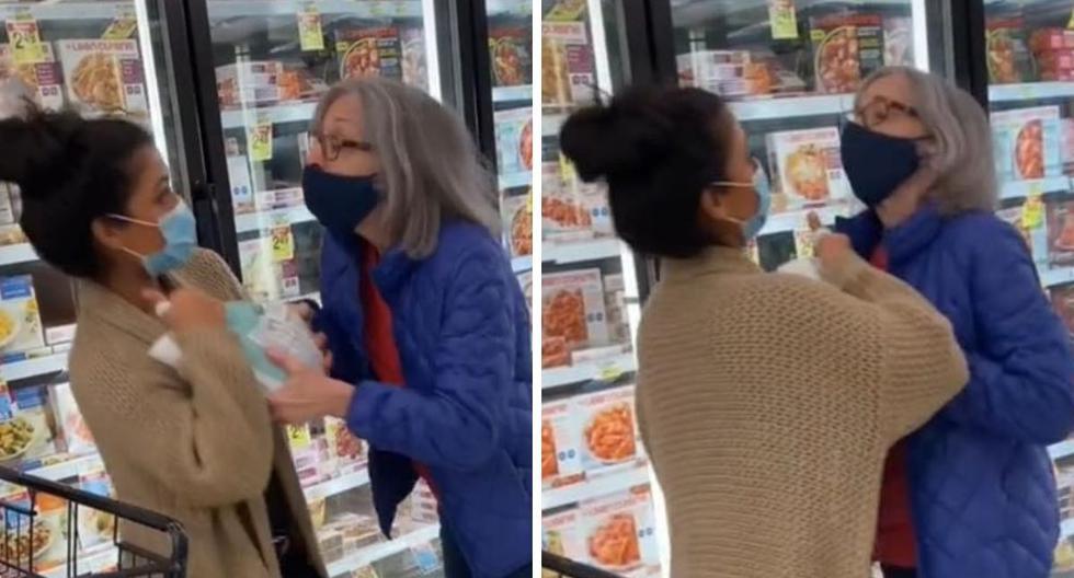 Las mujeres se volvieron famosas en TikTok por pelear por un pavo. (Foto: @jakehunterofficial | TikTok)