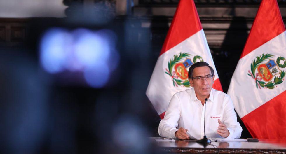Esta es la segunda vez que el gobierno de Martín Vizcarra solicita facultades legislativas.