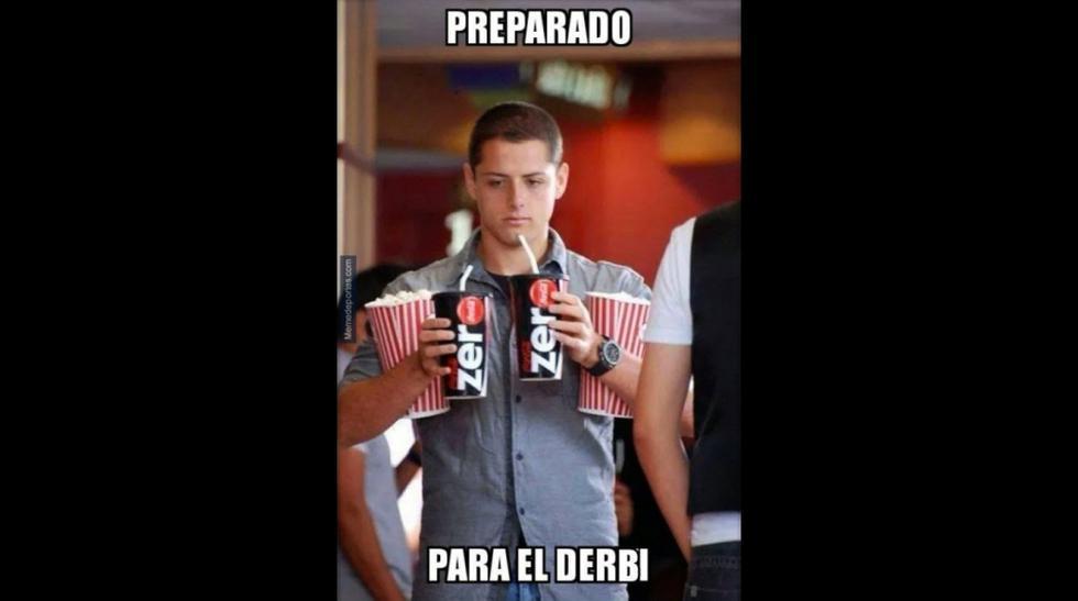 Los memes del debut de Chicharito Hernández en el Real Madrid - 10
