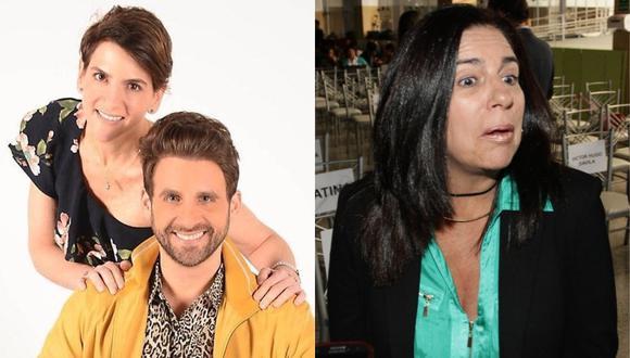 Gigi Mitre se refirió a Susana Umbert en conversación con Rodrigo González. (Foto: @gigi_mitre / GEC)