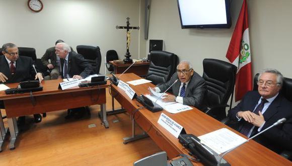 La comisión de Inteligencia del Congreso recibirá mañana al jefe de la DINI, Javier Briceño. (Foto: Congreso)