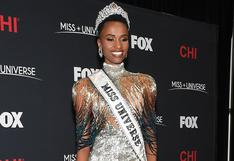 Miss Universo 2019: Zozibini Tunzi genera polémica por secarse las lágrimas con billetes