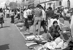Polvos Azules: el centro comercial que nació de la reubicación de vendedores ambulantes en 1981