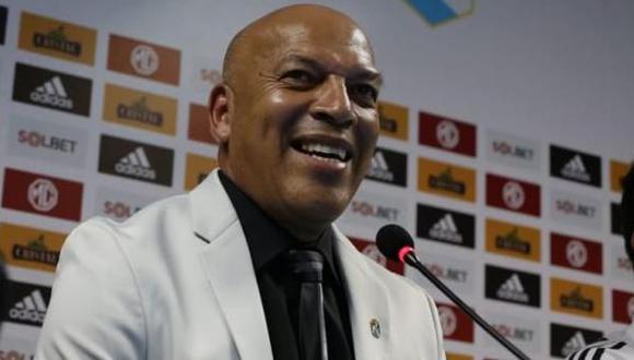 Roberto Mosquera es entrenador de Sporting Cristal desde febrero del 2020. (Foto: GEC)