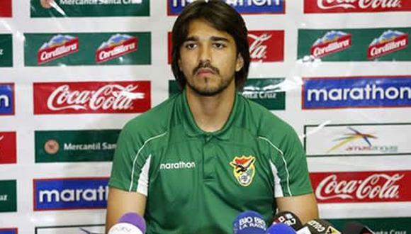 Marcelo Martins renunció a Bolivia por diferencias con técnico