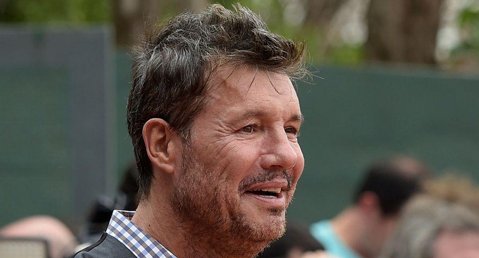 Marcelo Tinelli es el nuevo presidente de San Lorenzo de manera contundente con 80.5% en elecciones de más de 15 mil socios. (AFP)