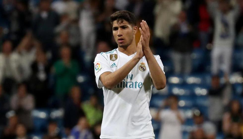 Achraf Hakimi se unió al Real Madrid desde que tuvo seis años. (Foto: Reuters)