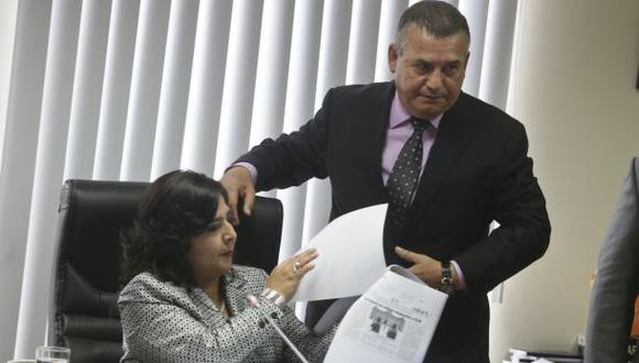 La oposición condiciona diálogo con Ana Jara a la salida de diversos ministros, entre ellos, Daniel Urresti. (Foto: El Comercio)